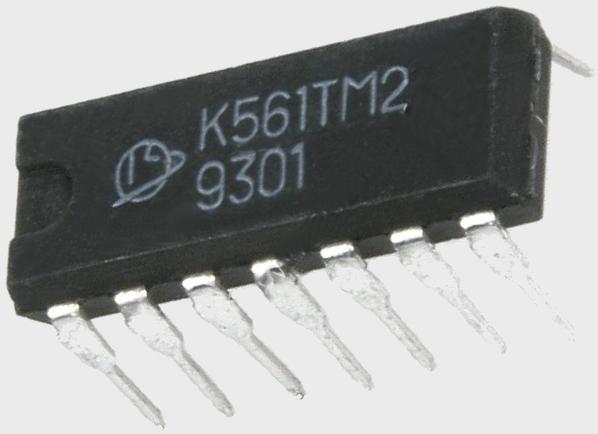 Маркировка К561ТМ2